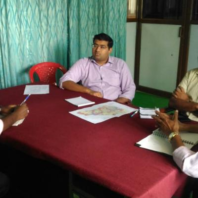 preliminary stakeholder meeting with the BSNL Trivandrum division